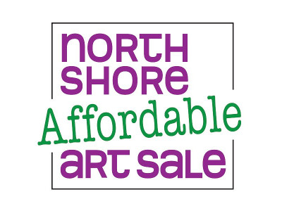 Visibility Arts at the North Shore Affordable Art Sale