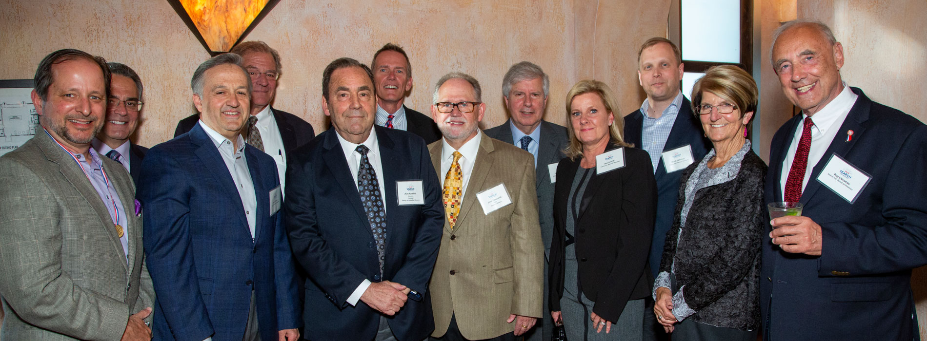 Image of the Search Inc. Board of Directors