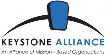 keystone alliance logo blue
