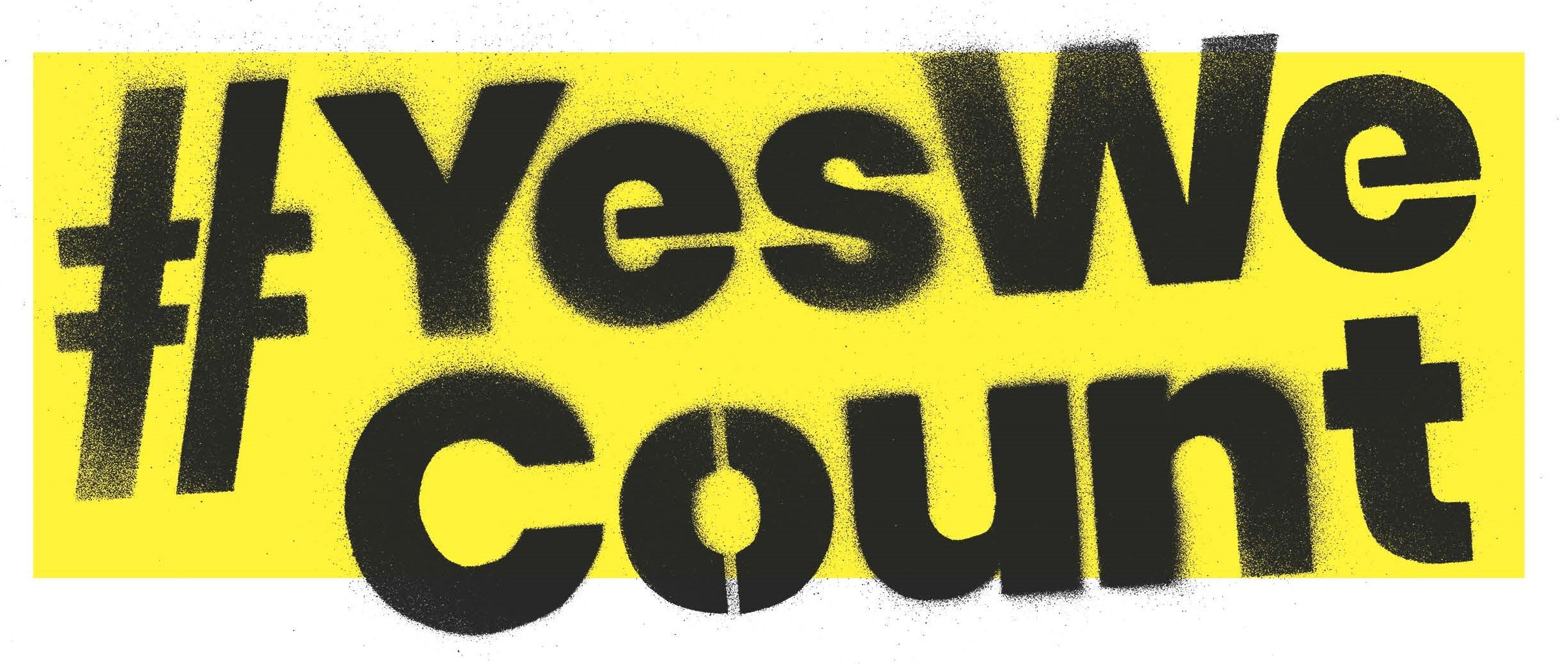 Census Count Committee Logo YesWeCount