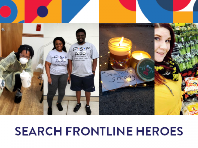 Trailblazers 2021 Honoree: Search's Frontline Staff
